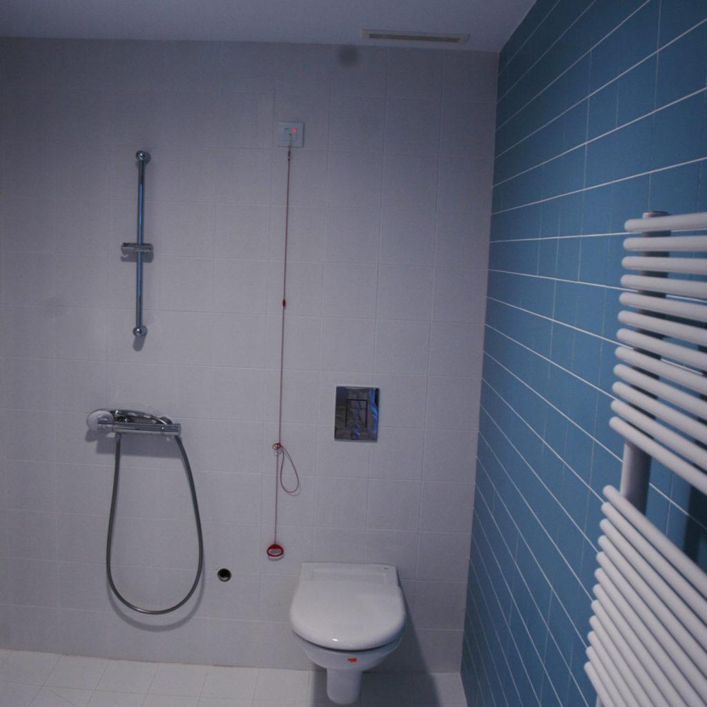 Baño De Habitación Del Nuevo Pabellón E3