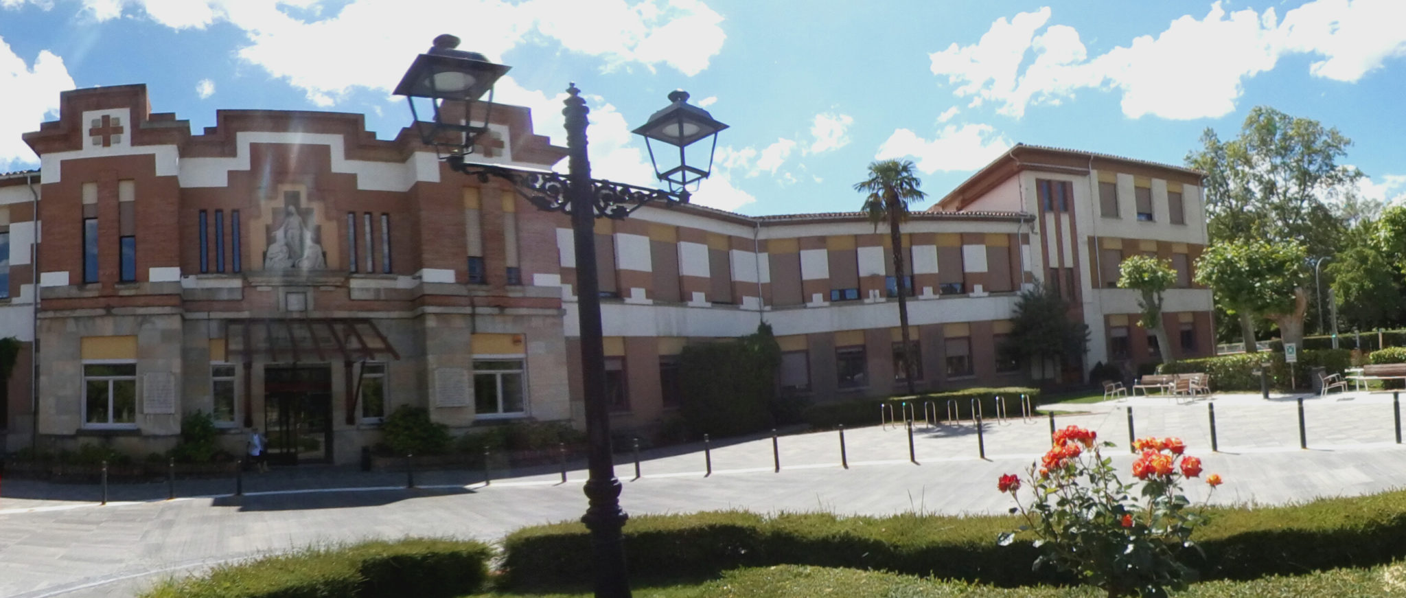 Fachada Casa de Misericordia