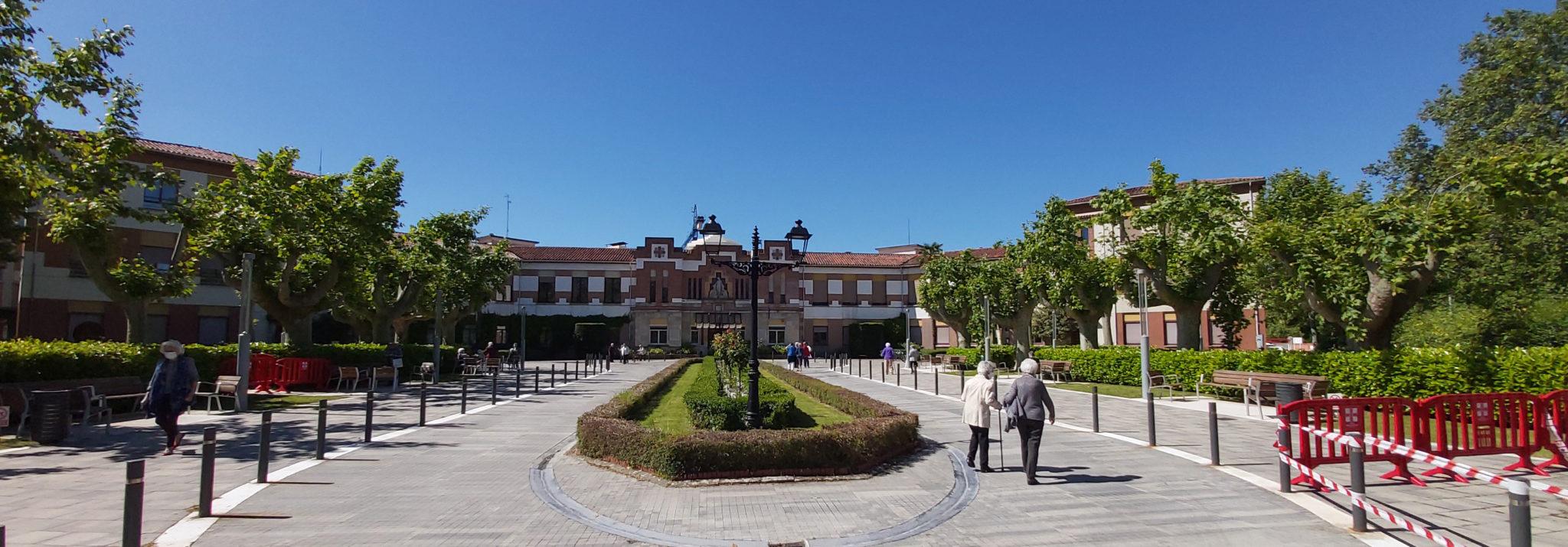 Puerta Principal De La Casa De Misericordia