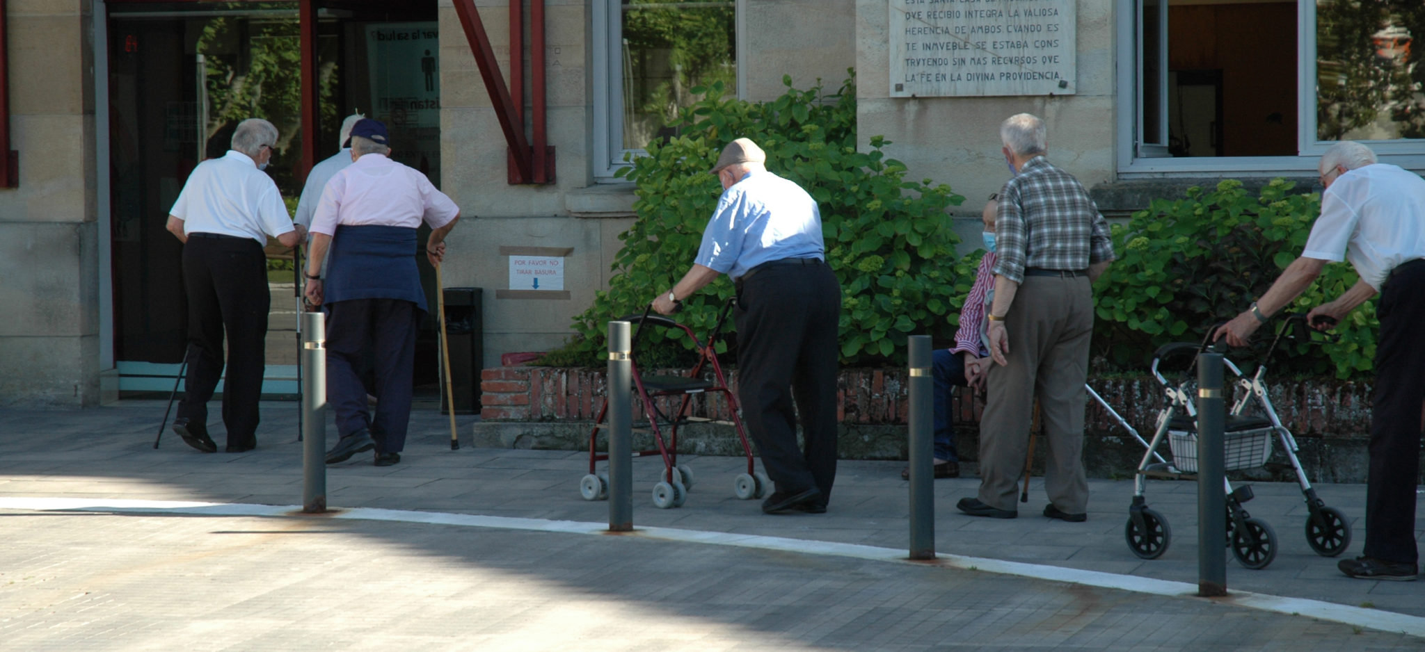 Novedades En La Movilidad De Los Residentes