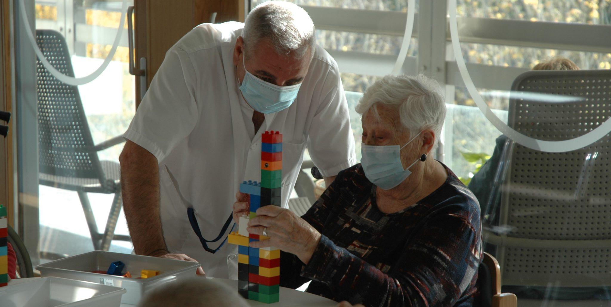 Actividad Con Legos
