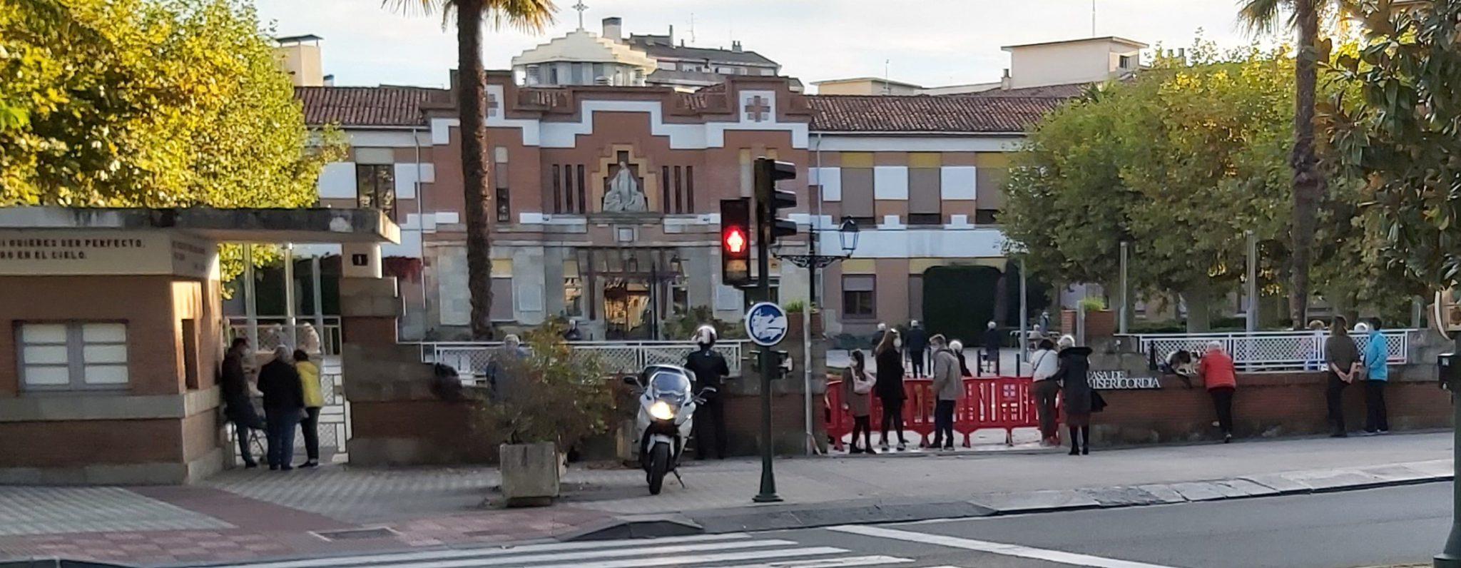 La Casa De Misericordia Solicita Una Alternativa Al Confinamiento De Las Personas Mayores Dentro De Las Residencias En La Asamblea De Lares Navarra